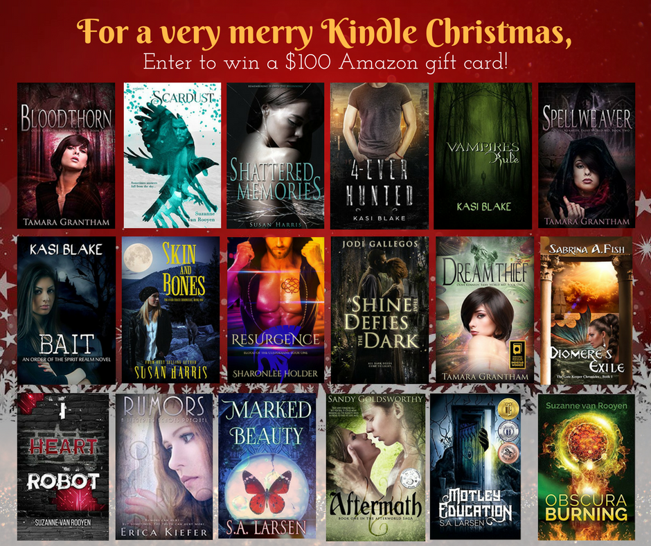 Have a Merry Kindle Christmas! +++PLUS+++ $100 Giveaway! – TAMARA ...